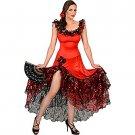 SZ Large Deluxe Sexy Senorita Adult Costume - SWWHC-FR48337