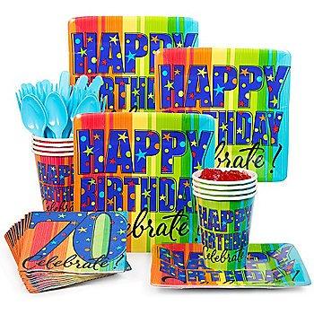 A Year to Celebrate 70th Birthday Standard Kit - SPSBB-BBKIT110