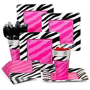Zebra Party Standard Kit - SPSBB-BBKIT125
