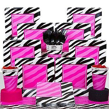 Zebra Party Deluxe Kit - SPSBB-BBKIT149