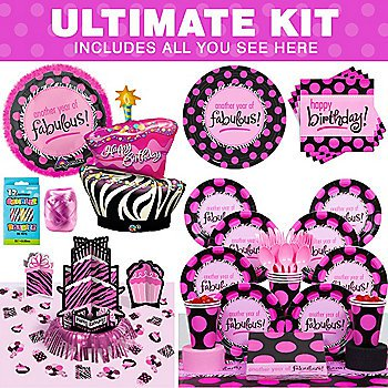 Another Year Of Fabulous Ultimate Kit (Serves 8) - SPSBB-BBKIT192