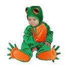 SZ Infant (6-18 mos.) Little Frog Costume- SWWHC-CH81046