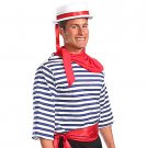 SZ Large Gondolier Top Men's Costume - SWWHC-AC22-228