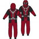 SZ Small Deadool Teen Jumpsuit - SWWHC-MEE0516MOL