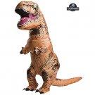 Jurassic Park T-Rex Inflatable Men's Costume - SWWHC-810481R