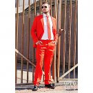 SZ 48  OppoSuits Red Devil Suit for Men - SWWHC-OPOSUI-0014