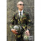 SZ 48  OppoSuits Commando Suit for Men - SWWHC-OPOSUI-0019