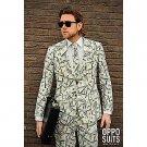 SZ 46 OppoSuits Cashanova Suit for Men - SWWHC-OPOSUI-0022