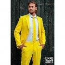 SZ 52 OppoSuits Yellow Fellow Suit for Men - SWWHC-OPOSUI-0026