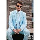 SZ 42 OppoSuits Cool Blue Suit for Men - SWWHC-OPOSUI-0030