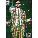 SZ 48 OppoSuits Harleking Suit for Men- SWWHC-OPOSUI-0031