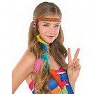 Braided Hippie Headband - SWWHC-26591MCAJJ