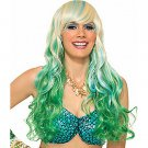 Women's Mermaid Waves Sexy Wig Item - SWWHC-75132F