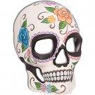 Day of the Dead Skull Mask Item - SWWHC-73720F