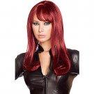 Women's Burgundy Sexy Wig - SWWHC-WIG103RM