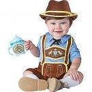 SZ 12-18 M Little Lederhosen Costume Toddler - SWWHC-IC16052