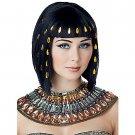 Jeweled Egyptian Wig - SWWHC-70816CC