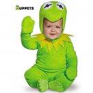 Size Small Kermit Costume Toddler - SWWHC-DI88631