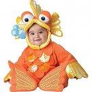 Size 12-18 m  Giggly Goldfish Costume Toddler - SWWHC-IC6069