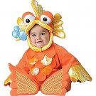 Size 18-24 months  Giggly Goldfish Costume Toddler - SWWHC-IC6069