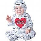 Size 12-18 m  Infant/I Love My Mummy Costume Toddler - SWWHC-IC16049