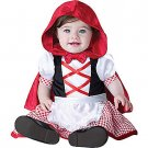 Size 6-12M Lil Red Riding Hood Costume Toddler - SWWHC-IC16058
