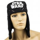 Darth Vader Teen-Adult Fold Down Bomber Mask Hat - SWWHC-ECSW3122CS