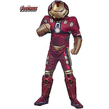 SZ L Avengers 2 Deluxe Hulkbuster Boy's Costume - SWWHC-R610440
