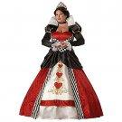 SZ 2X Elite Queen of Hearts Adult Plus Costume Item - SWWHC-IC5017