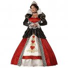 SZ 3X Elite Queen of Hearts Adult Plus Costume Item - SWWHC-IC5017