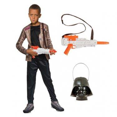 SZ Small - Complete Deluxe Finn Kids Costume - SWOFSTW-GR99620089