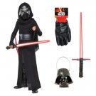 SZ Large - Complete Deluxe Kylo Ren Kids Costume - SWOFSTW-GR99620091