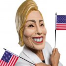 Hillary Latex Mask - SWANYT-68863R