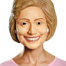 87552DI Hillary Clinton Adult Deluxe Mask - SWANYT-87552DI