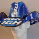 Bud Light Beer Box CowboyHat  SW-ETSBBH