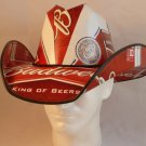 Budweiser Beer Box Cowboy Hat   SW-ETSBBH