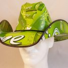 Bud Light Lime Beer Box Cowboy Hat   SW-ETSBBH