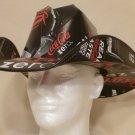 Coke Zero Cola Box Cowboy Hat   SW-ETSBBH