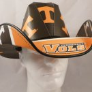 Tennessee Vols Cowboy Hat Made Of Officially Licensed Materials   SW-ETSBBH