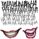 Suicide Squad Joker Tattoo Kit  SW-CSC-#32948R
