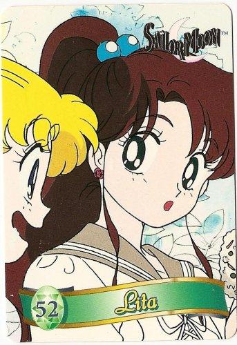 Sailor Moon Cardzillion Series 2 Card 52