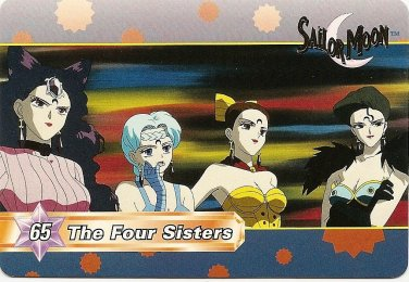 Sailor Moon Cardzillion Series 2 Card 65