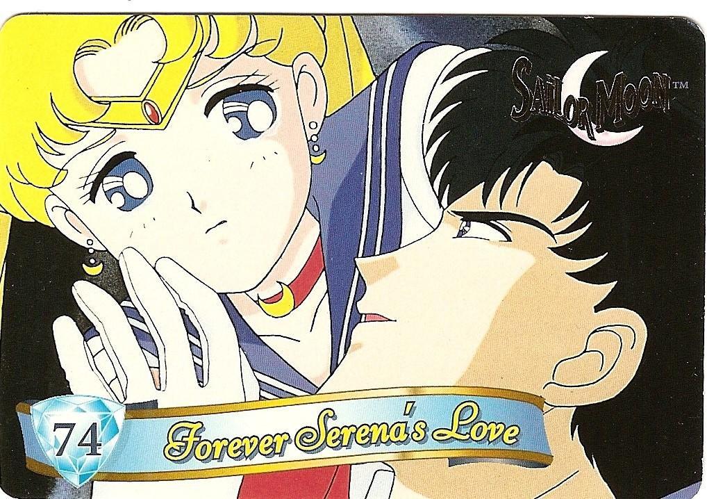 Sailor Moon Cardzillion Series 2 Card 74
