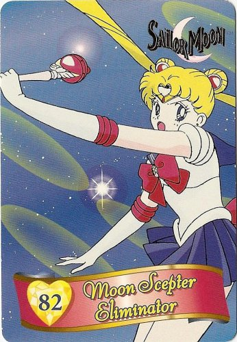 Sailor Moon Cardzillion Series 2 Card 82