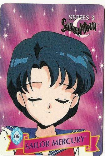 Sailor Moon Cardzillion Series 3 Card 86