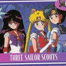 Sailor Moon Cardzillion Series 1 Card 29