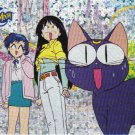 Sailor Moon Dart Prismatic Card 6