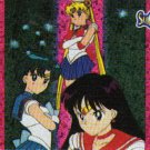 Sailor Moon Dart Prismatic Card 8