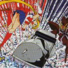 Sailor Moon Dart Prismatic Card 41