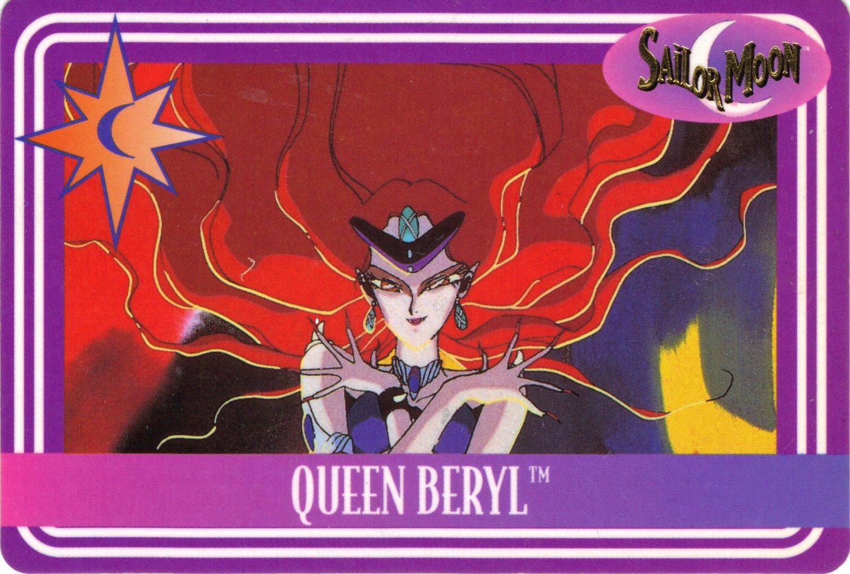 Sailor Moon Cardzillion Series 1 Card 28